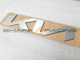 All-New Kia Logo Metal Emblem