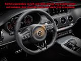 2018+ Stinger Factory Flat-Bottom Steering Wheel