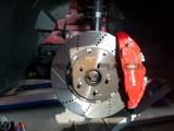2020+ Sonata Brembo Big Brake Kit with 2-Piece Rotors