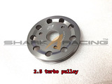 2021+ Stinger 2.5T Water Pump Pulley