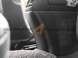 2021+ Elantra Carbon Fiber Style Console Rear Protector