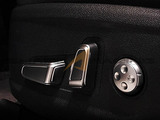 Metallic Seat Lever Cover Set - Various Applications