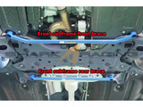 2020+ Telluride Front and Rear Subframe Brace Set