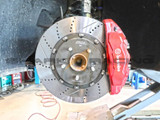 2020+ Telluride Brembo Big Brake Kit with 2-Piece Rotors