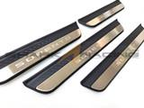2021+ Sorento Factory Stainless Steel Door SIlls
