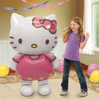 [Party: Hello Kitty] Jumbo Hello Kitty Airwalker Balloon (50inch)