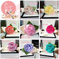 Wedding Wrist Corsage: Suitable for Bridesmaid & Sisters wearing for Wedding, ROM, Wedding Luncheon, Wedding Dinner, Prom and other occassions. Excellent quality and elegant designs