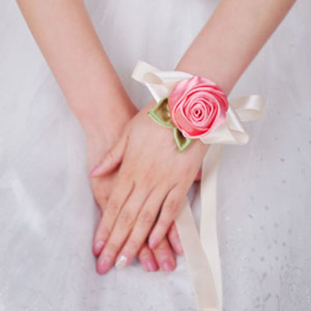 Wedding Wrist Corsage - Give Fun