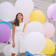 "36"" Giant Round Latex Balloons"