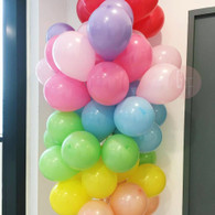Fashion Color Round Latex Balloons
