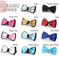 Bow Tie [Classic]: Suitable for all occasions: Wedding, Party, Formal occasions, Prom Night and Special Occasion
