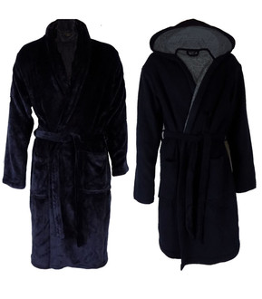 Ex M-S Mens Assorted Dressing Gowns - £7.50