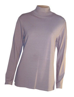 Ex M-S Ladies Polo Neck Top - £2.25