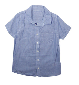 Boys Short Sleeve Shirt - £2.50