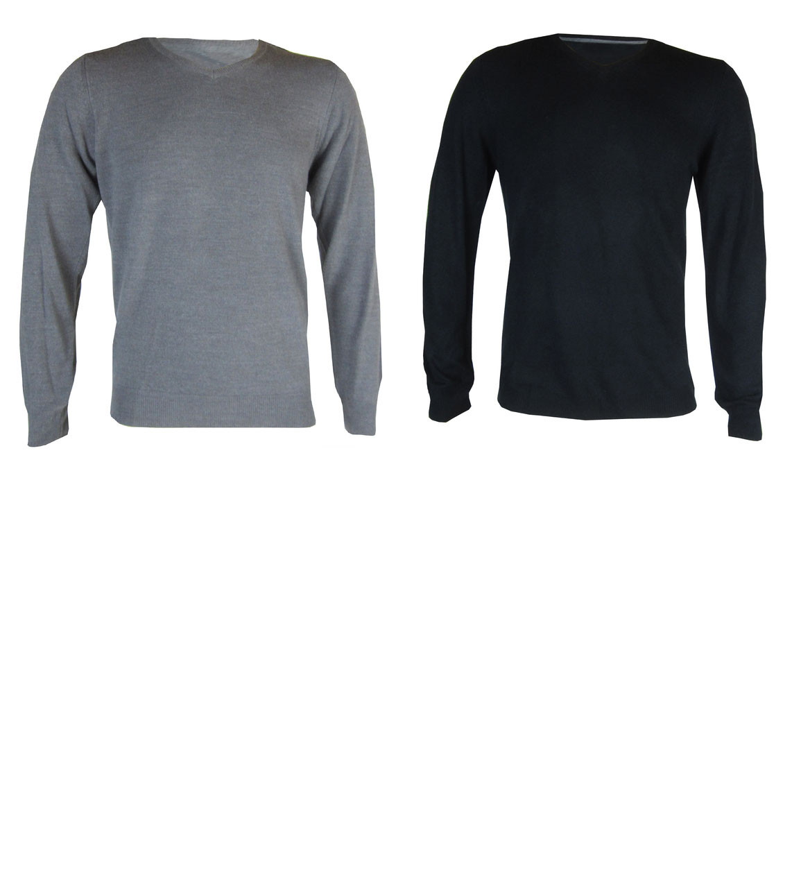 c3400e9a4aa Ex M-S Mens V Neck Jumper | Rivers Trading | Ex Chainstore Clothing ...