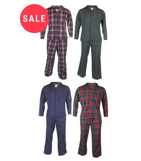 Ex Major High Street Men's PJ Set  - WAS £4.95   NOW £3.00