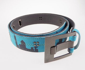 Boys  Blue City  Belt - £0.50