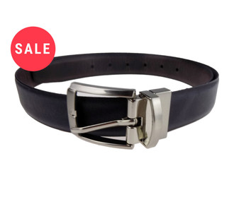 Men's  Leather Belts  - WAS £1.50   NOW £1.00