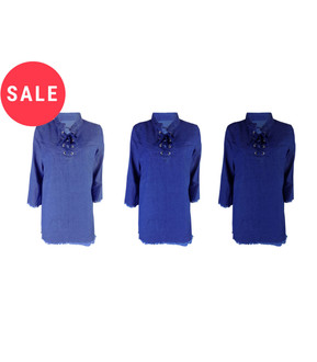Ex H-M  Ladies Denim Tunic - WAS £4.95   NOW £2.50