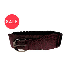 Ladies Waist Belt - WAS £1.00   NOW £0.50