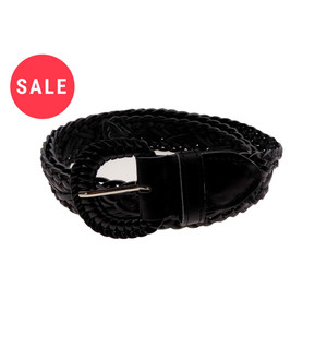 Ladies Plait  Belt  - WAS £1.00   NOW £0.50