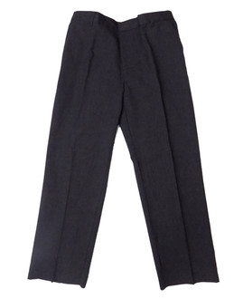 Ex Major High Street  Boys  Grey School Trousers - £1.75