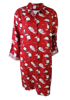 Ex M-S Ladies Penguin Nightshirt - £4.95