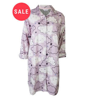 Ex M-S Ladies Cloud Nightshirt - WAS £4.95   NOW £3.00