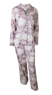 Ex M-S Ladies Cloud Pyjama Set - £5.95
