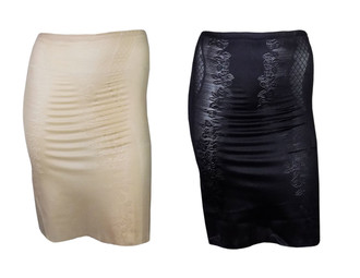 Ex M-S Ladies Shaping Pencil Skirt Slip - £4.95