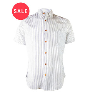 Ex T-pM-n Mens Short Sleeve Shirt -  WAS £3.50   NOW £2.00