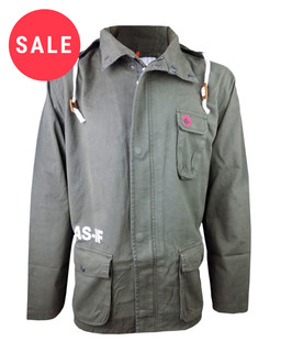Ex Major Highstreet Mens Parka - WAS £7.50   NOW £4.50