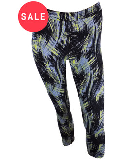 Ex Major High Street Ladies Cropped Sports Bottoms - WAS £3.00   NOW £2.00