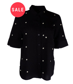 Ex N-xt Ladies Short Sleeve Blouse - WAS £4.95   NOW £2.50