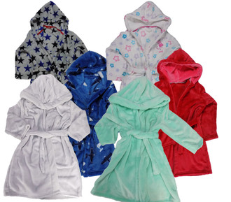 Ex M-S Boys & Girls Dressing Gown - £4.95