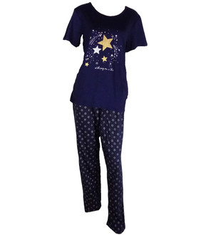 Ex M&C- Ladies Pyjama Set - £4.95