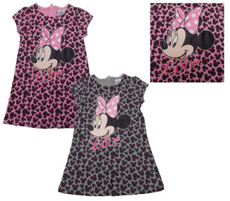 Girls Minnie Mouse Dress  -  £3.75