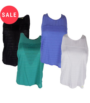 Ex N-xt Ladies Racer Back Sport Vest - WAS £2.50   NOW £1.50