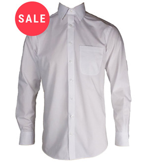 Ex M-S Mens Long Sleeve Shirts -  WAS £4.25   NOW £3.00