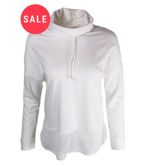 Ex Major Highstreet Ladies Roll Neck Sports Top - WAS £3.50   NOW £2.00