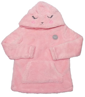Girls Ex Major Highstreet Hooded Fleece Top - £3.50