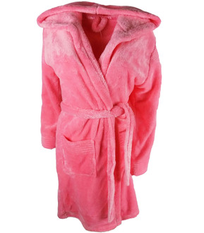 Ex Major Highstreet Ladies Hooded Dressing Gown - £4.95