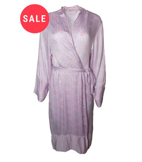 Ex Major Highstreet Ladies Lightweight Robe - WAS £4.75   NOW £3.50