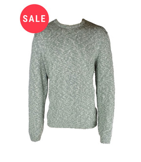 Ex As-s Mens Crew Neck Jumper - WAS £3.95   NOW £2.50