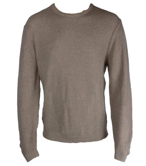 Ex As-s Mens Cable Crew Neck Jumper - £3.95
