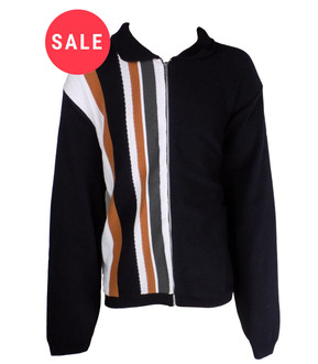 Ex As-s Mens Knitted Jacket - WAS £4.95   NOW £3.00