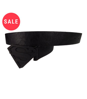 Boys Superman Belt - WAS £1.25   NOW £0.75