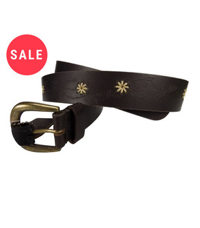 Ladies Real Leather Belt  - WAS £1.50   NOW £0.50