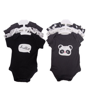 Ex Major High Street Baby Assorted Bodysuits - £2.75