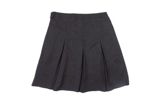 Girls Adjustable Waist School Skirts  - £1.75